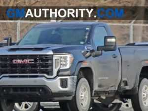 69 All New 2020 Gmc Sierra 2500 Engine Options Concept
