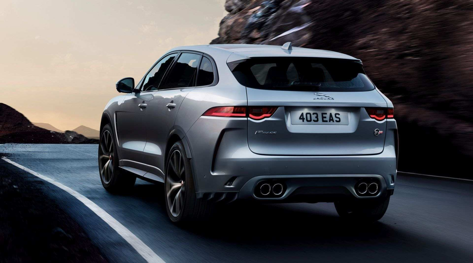 69 All New 2020 Jaguar I Pace Release Date Interior