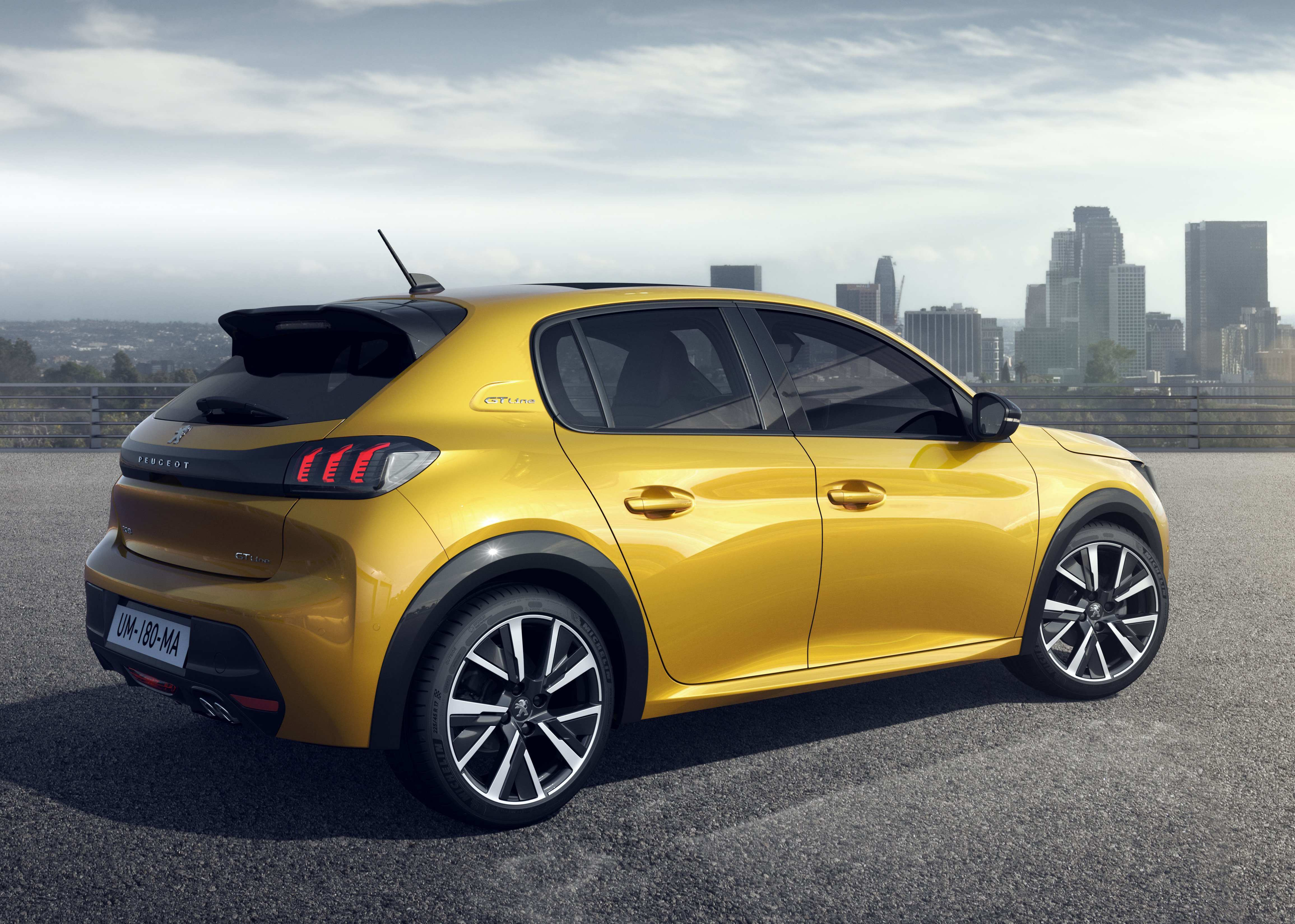 69 All New 2020 Peugeot 208 Price Design And Review