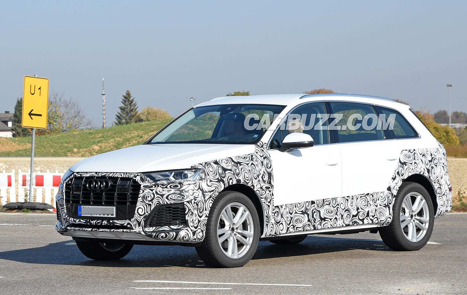 69 All New Audi Q7 2020 Update Release Date And Concept