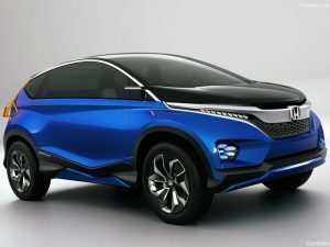 69 All New Honda Vision 2020 Overview