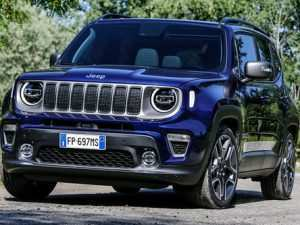 69 All New Jeep Renegade 2020 Hybrid Research New