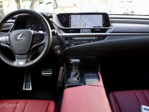 69 All New Lexus 2019 Es Interior First Drive