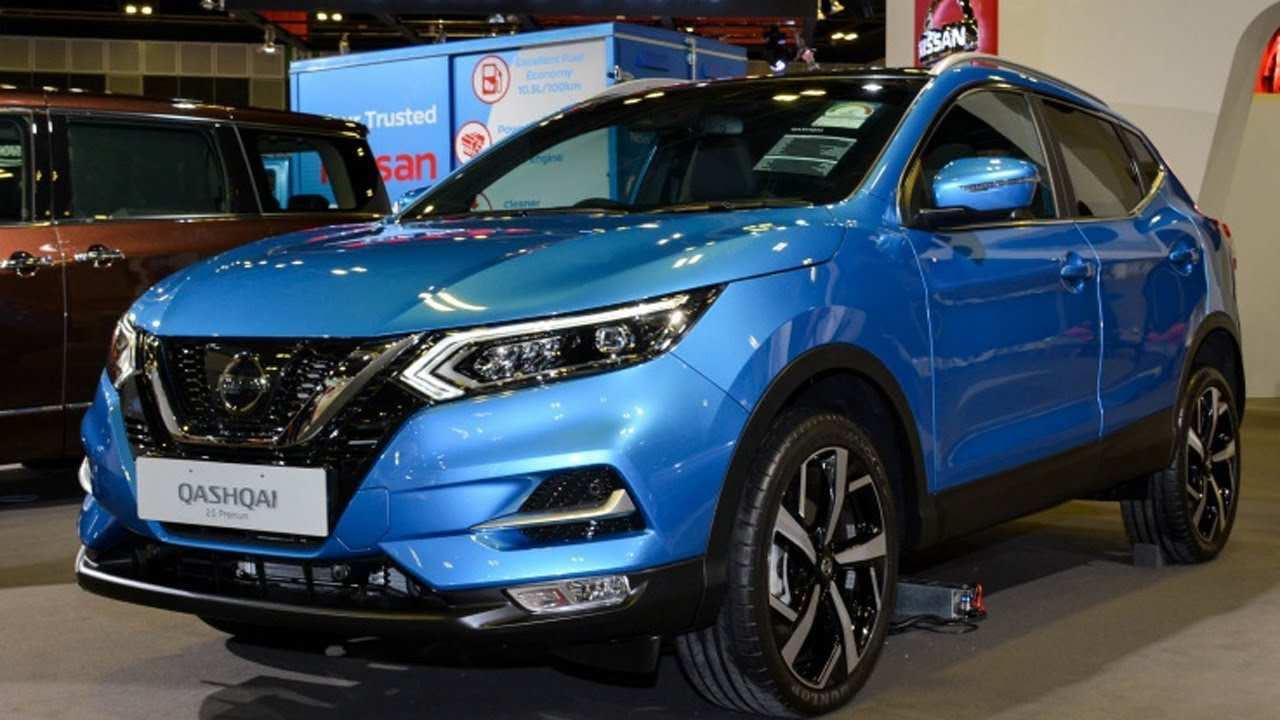 69 All New Nissan Qashqai 2020 Hybrid Redesign And Review