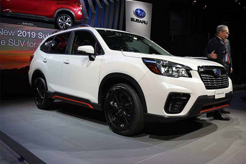 69 All New Subaru Redesign 2019 Ratings