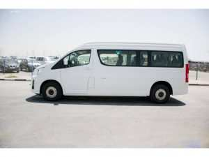 69 All New Toyota Bus 2020 Exterior