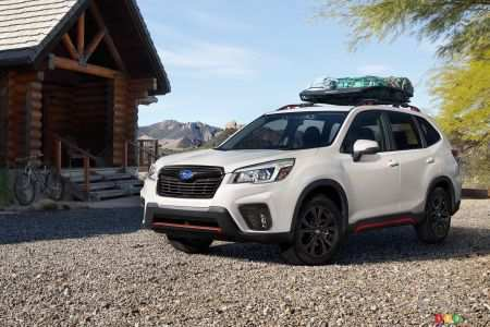 69 Best 2019 Subaru News Model