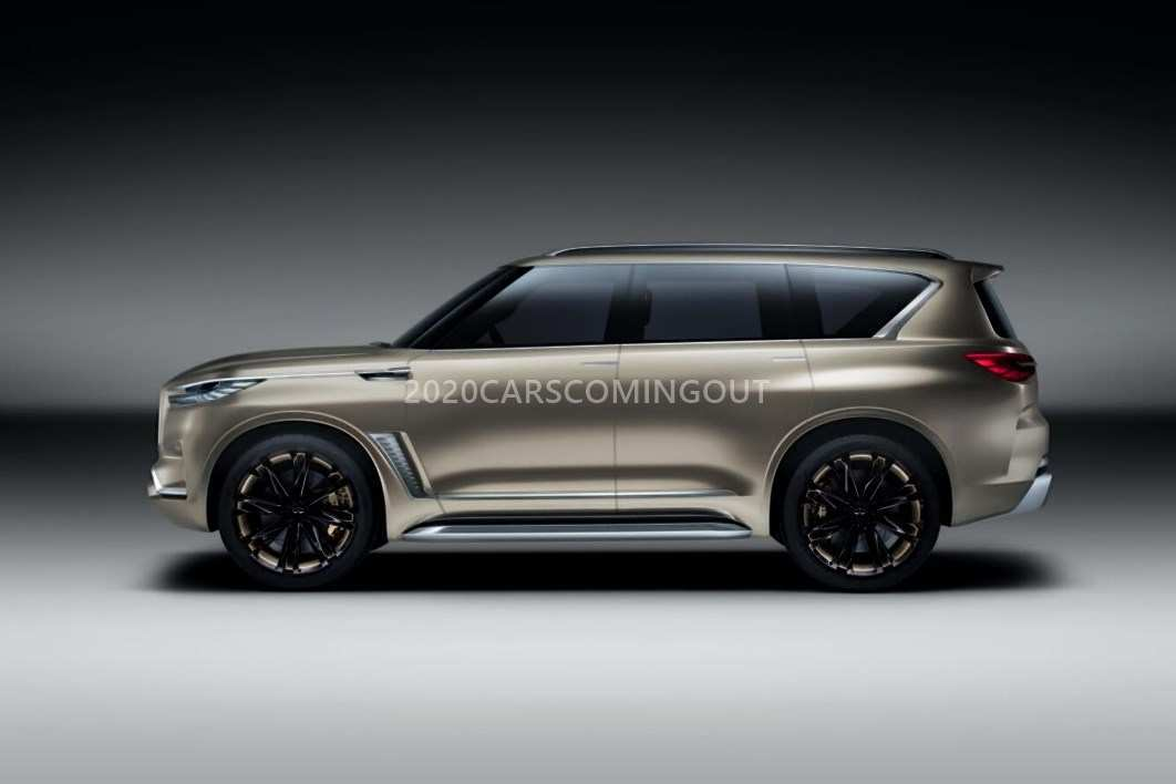 69 Best Infiniti Qx80 Redesign 2020 Model