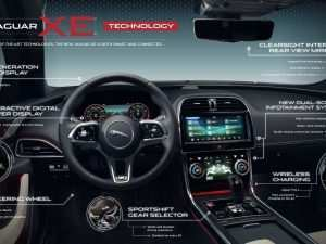 69 Best New Jaguar Xe 2020 Interior Release Date and Concept