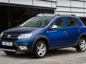 69 New 2019 Dacia Sandero Stepway Price and Review