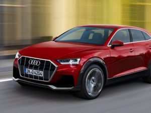 69 New 2020 Audi Q8 Redesign and Review