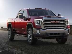 69 New 2020 Gmc 2500 Msrp Concept and Review