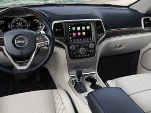 69 New 2020 Jeep Grand Cherokee Interior Spy Shoot