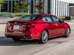 69 New 2020 Nissan Altima Price Design and Review