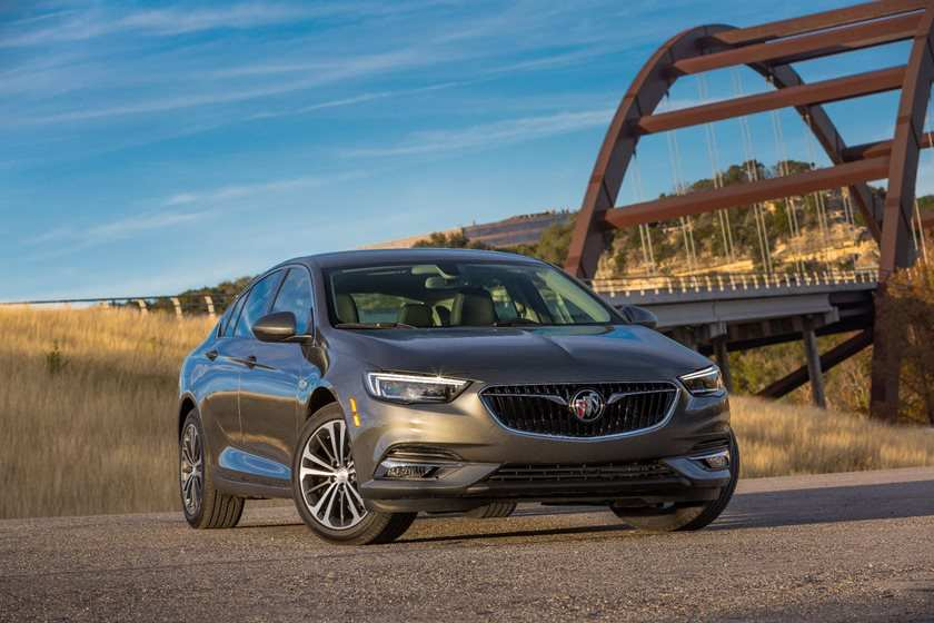 69 New Buick Regal 2020 Review
