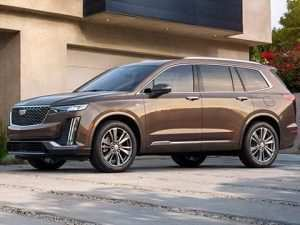 69 New Cadillac Xt6 2020 Review Exterior and Interior