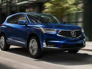 69 New Changes For 2020 Acura Rdx Interior