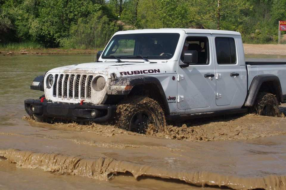 69 New How Much Is The 2020 Jeep Gladiator Redesign