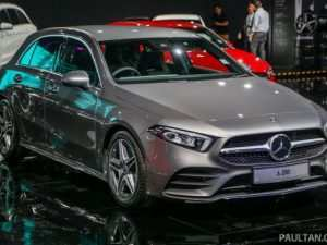 69 New Mercedes 2019 Malaysia Configurations