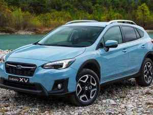 69 New Subaru Xv 2019 Release Date and Concept