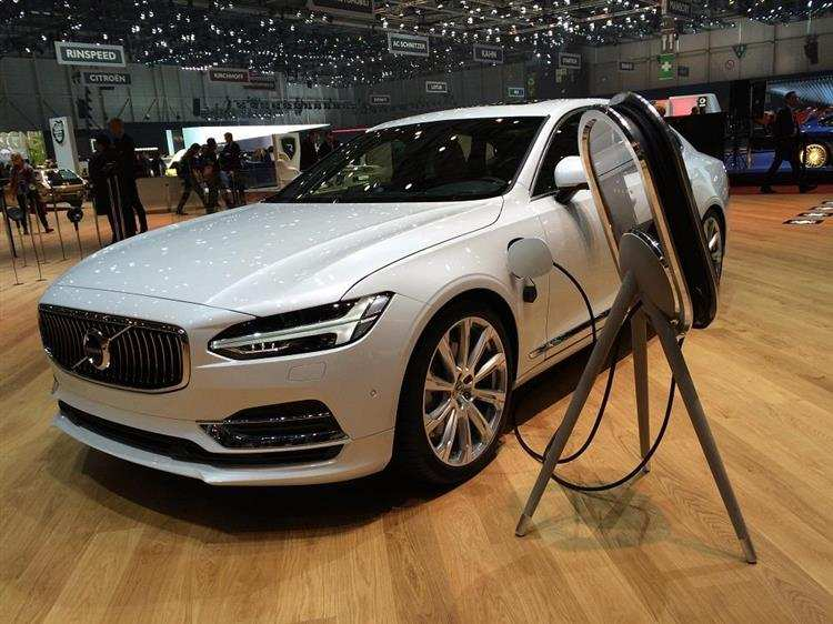 69 New Volvo 2019 Electrique Price Design And Review