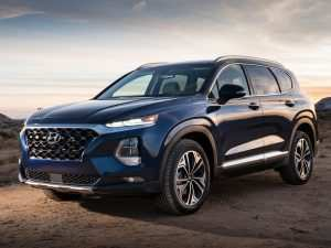 69 The 2019 Hyundai Santa Fe Sport Redesign Images