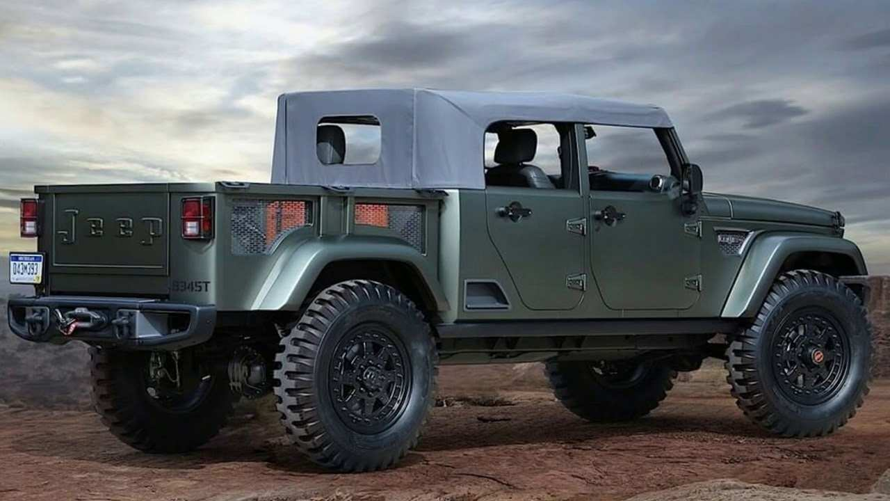 69 The 2019 Jeep Jt Price Research New