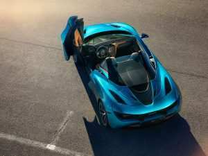 69 The 2019 Mclaren 720S Spider Ratings