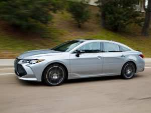 69 The 2019 Toyota Avalon Review Pictures