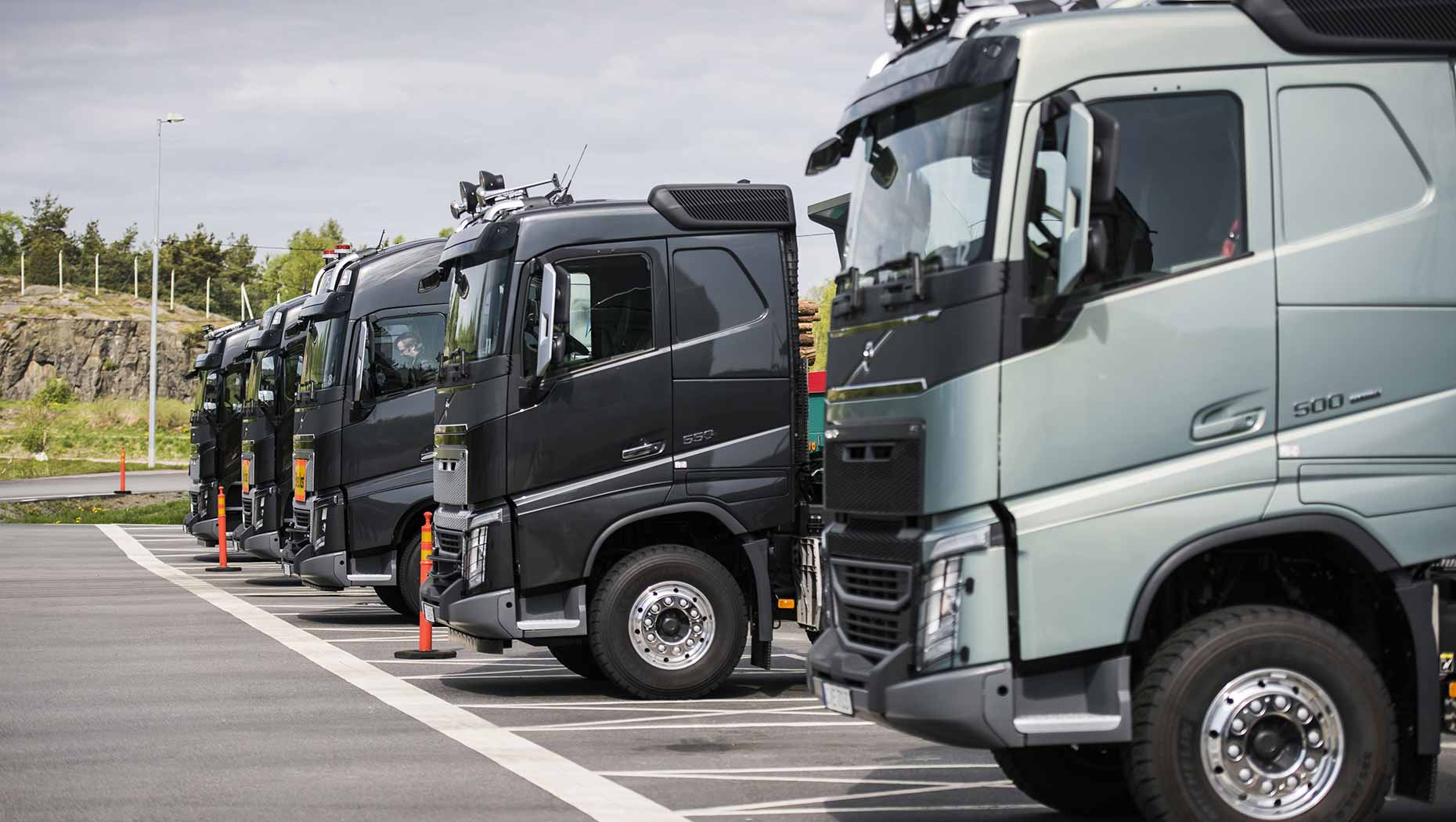 69 The 2019 Volvo Truck Overview