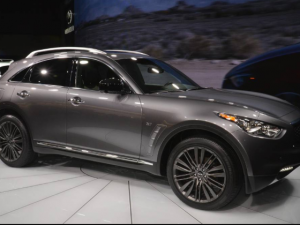 69 The 2020 Infiniti Qx70 Redesign New Concept