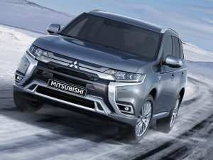 69 The 2020 Mitsubishi Outlander Phev Usa Overview