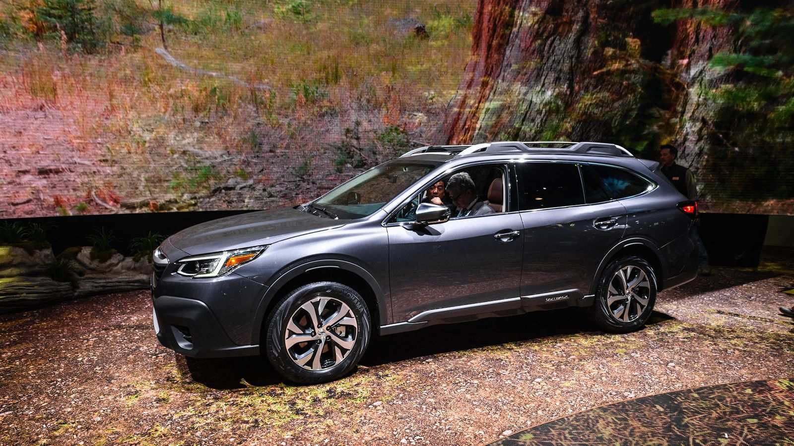 69 The 2020 Subaru Outback Photos Redesign And Review