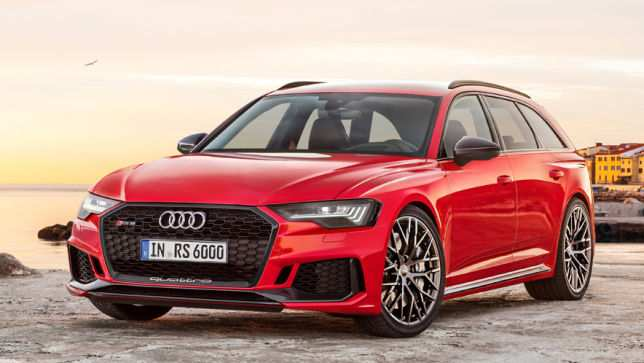 69 The Audi Rs6 2020 Concept And Review