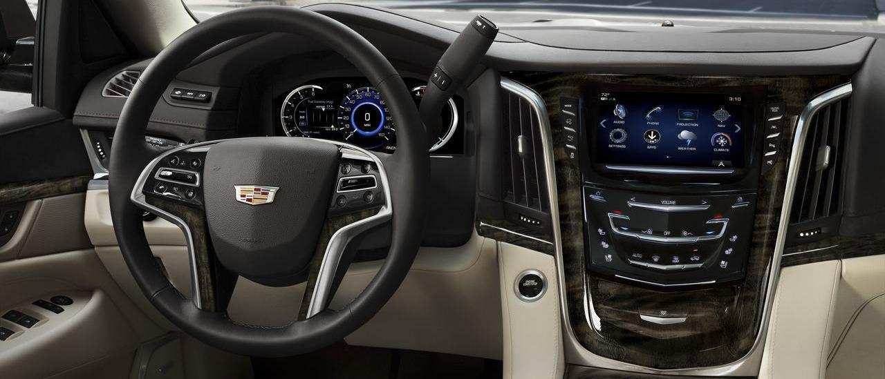 69 The Best 2019 Cadillac Interior Price Design and Review