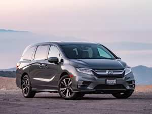 69 The Best 2019 Minivans New Concept