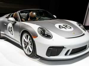 69 The Best 2019 Porsche Supercar Concept and Review