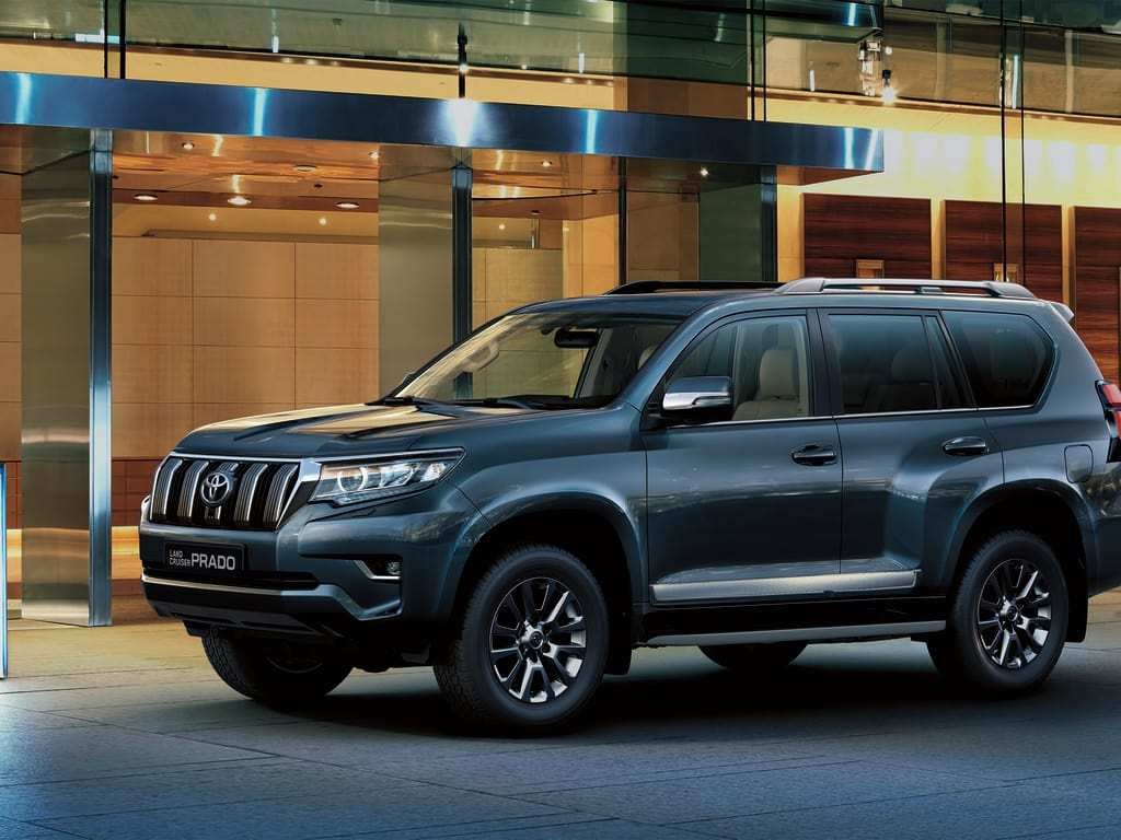 69 The Best 2019 Toyota Prado Research New