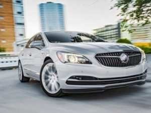 69 The Best 2020 Buick Lacrosse China Price and Review