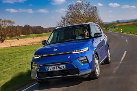69 The Best Kia Soul Ev 2020 Performance