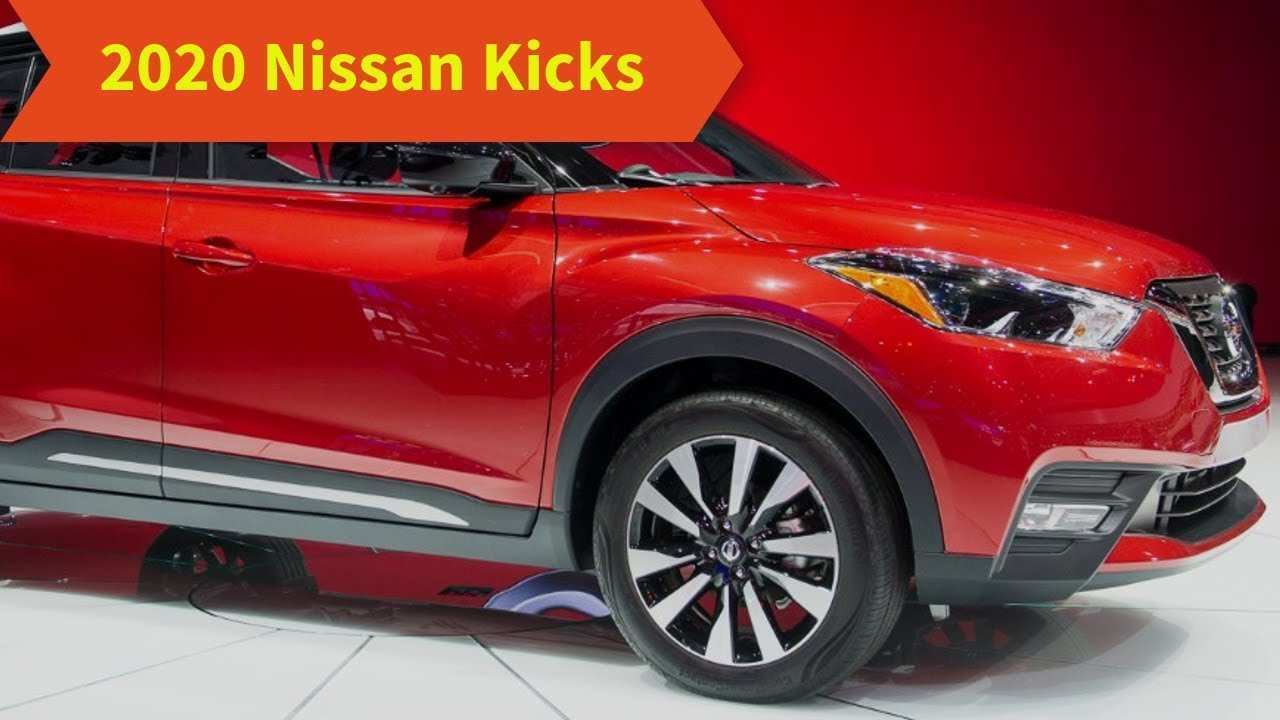69 The Best Nissan Kicks 2020 Caracteristicas Overview
