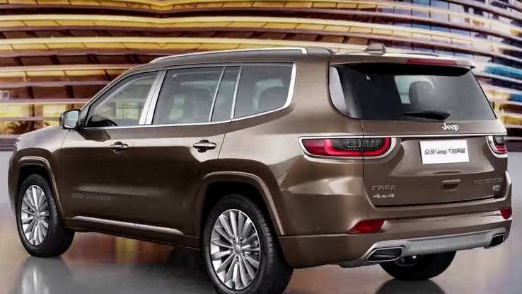 69 The Best The 2019 Jeep Grand Wagoneer Exterior