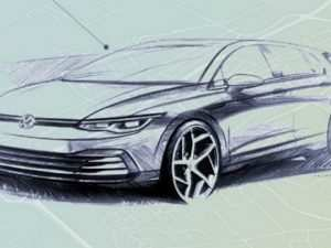 69 The Best Volkswagen Golf 8 2020 Release Date and Concept