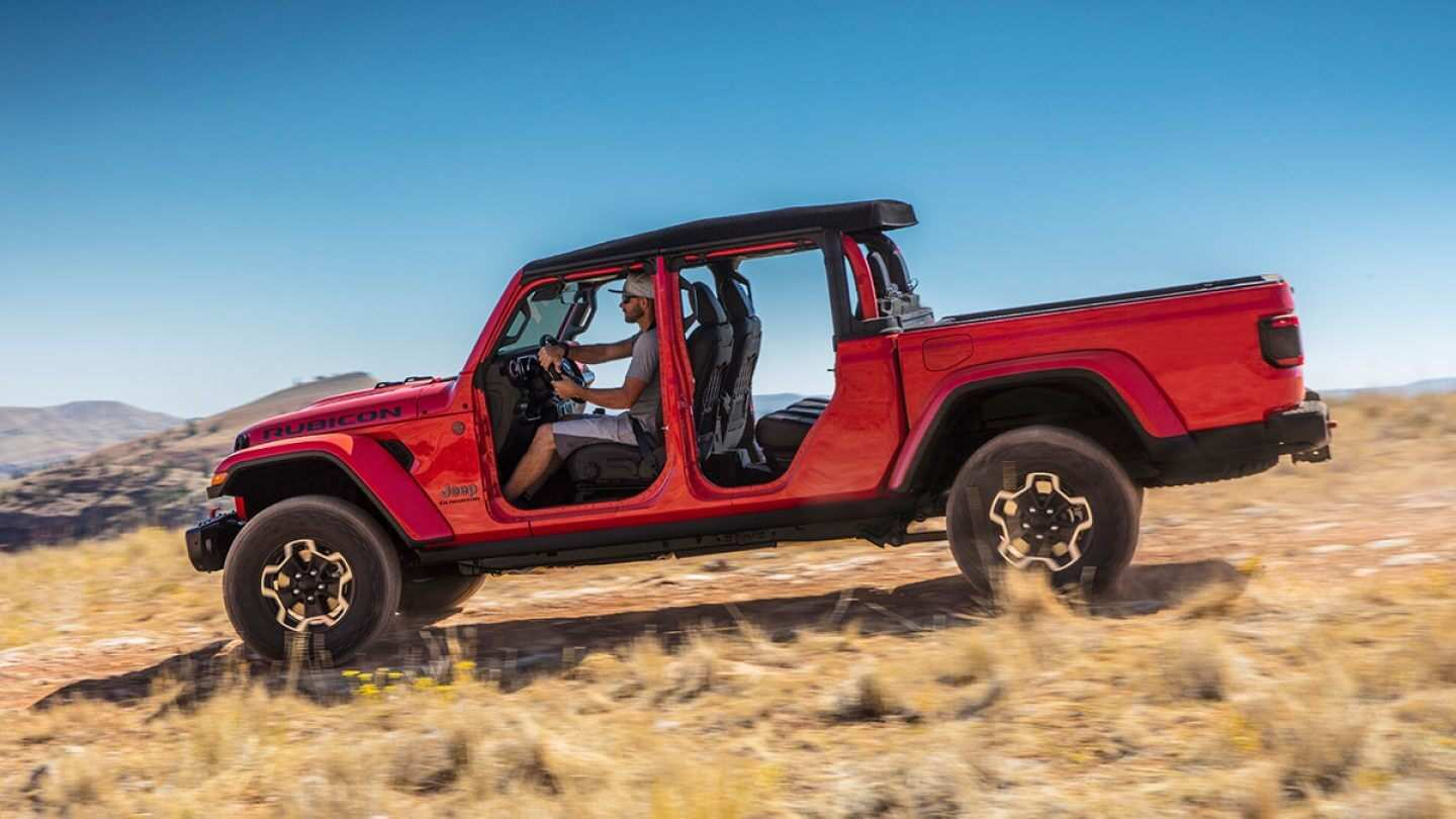 69 The Best When Can You Order 2020 Jeep Gladiator Engine