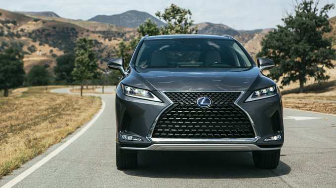69 The Best When Will The 2020 Lexus Rx Be Released Rumors