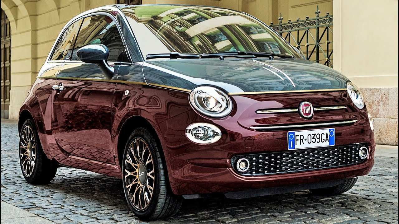 69 The Fiat Modelle 2019 Performance and New Engine