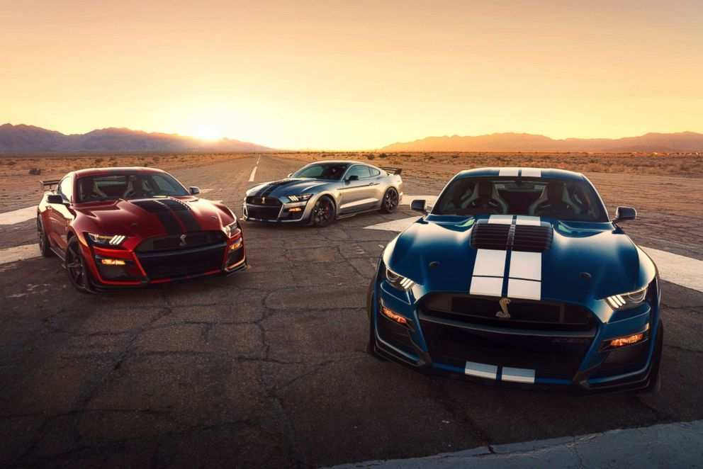 69 The Ford Debuts 2020 Shelby Gt500 Concept And Review