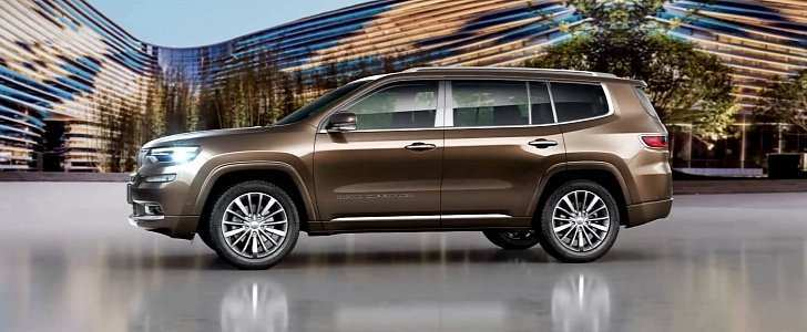 69 The Jeep Commander Truck 2020 Overview