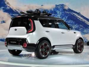 69 The Kia Trailster 2019 Research New