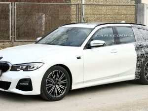 69 The New BMW 3 Series Touring 2020 Model